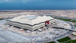 نگاهی به مراحل ساخت استادیوم البیت؛میزبان جام جهانی 2022