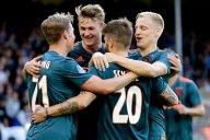 تمام 175 گل آژاکس در لیگ هلند فصل 19-2018 (بخش دوم)