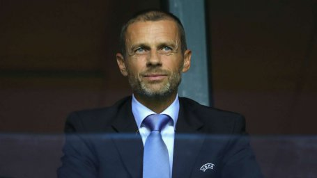 واکنش رئیس یوفا به انتقادات از میزبانی فینال لیگ اروپا