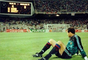 در چنین روزی؛ آثمیلان 4 بارسلونا 0 (فینال لیگ قهرمانان 1994)