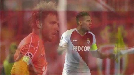 خلاصه بازی موناکو 2 - آمیان 0
