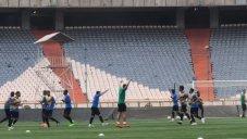 تمریناتالسد در ورزشگاهآزادی؛ ژاوی آماده بازی