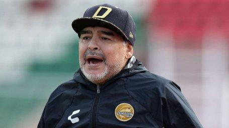 اخبار کوتاه؛ دستگیری دیگو مارادونا به دلیل بدهی