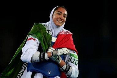 خاطره جالب کیمیا علیزاده از عکس قهرمانی المپیک