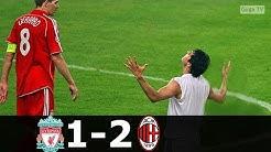 درچنین روزی فینال لیگ قهرمانان اروپا میلان -لیورپول فصل2007