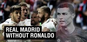 ناکامی های رئال مادرید پس از خروج رونالدو