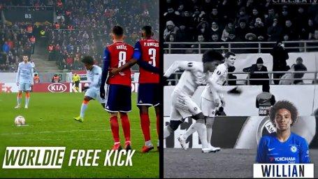 برترین لحظات چلسی در لیگ اروپا 19-2018