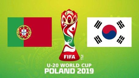 خلاصه بازی کرهجنوبی 0- پرتغال 1 (جامجهانیجوانان)