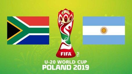 خلاصه بازی آرژانتین 5 - آفریقای جنوبی 2 (جام جهانی جوانان)