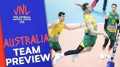 معرفی تیمهای حاضر در لیگ جهانی والیبال(استرالیا)