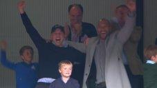 خوشحالی پرنس ویلیام از صعود استون ویلا به لیگ برتر