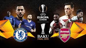 خلاصه بازی چلسی 4 - آرسنال 1 ( فینال لیگ اروپا )