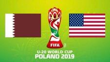 خلاصه بازی آمریکا 1 - قطر 0 (جام جهانی جوانان)