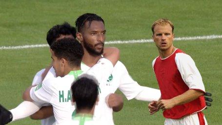 گل برکمپی بازیکن عربستان در جام جهانی جوانان