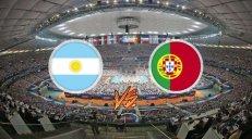 خلاصه والیبال آرژانتین 3 - پرتغال 0 ( لیگ ملتهای والیبال)
