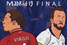 لحظه به لحظه با فینال لیگ قهرمانان اروپا 2019