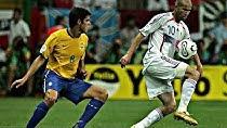 درخشش خاطره انگیز زیدان در مقابل تیم ملی برزیل