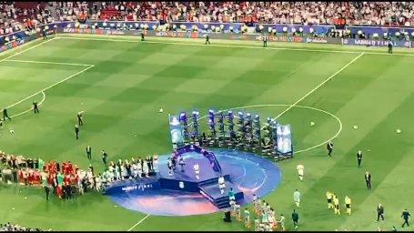 پایان لیگ قهرمانان اروپا از نگاه دوربین ورزش سه