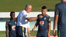 تمرین امروز تیم ملی برزیل (21-03-98)