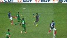 گل اول فرانسه به بولیوی (لمار)