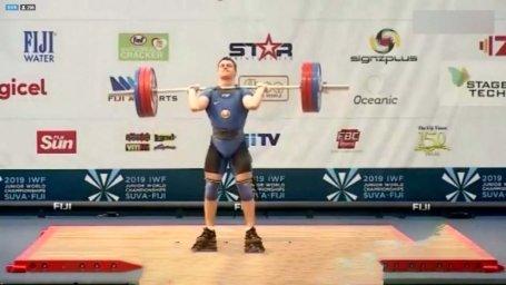 درخشش جوانان ایران در وزنه برداری قهرمانی جهان