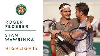 خلاصه تنیس فدرر 3 - واورینکا 1 (رولند گاروس)