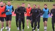 تمرین تیم ملی هلند برای تقابل در نیمه نهایی لیگ ملت ها