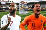 آمادگی دو تیم هلند و انگلیس برای نبرد در لیگ ملت های اروپا