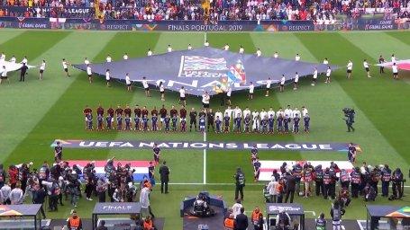 خلاصه بازی هلند 3 - انگلیس 1 (لیگ ملتهای اروپا)