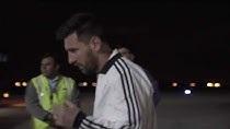 پرواز تیم ملی آرژانتین به نیکاراگوئه نشست