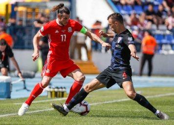 خلاصه بازی کرواسی 2 - ولز 1 (مقدماتی یورو 2020)