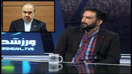 انتقاد تند محمد نوری از تبعیض وزیر ورزش بین سرخابی ها
