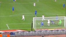 گل اول ایتالیا به یونان (بارلا)