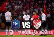 خلاصه بازی ترکیه 2 - فرانسه 0 (مقدماتی یورو)