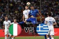 خلاصه بازی یونان 0 - ایتالیا 3 (گزارش اختصاصی)