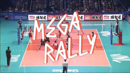 رالی فوق العاده در بازی ژاپن - ایران