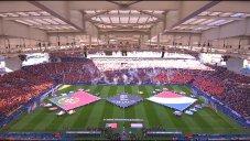 مراسم شروع فینال مرحله نهایی لیگ ملتهای اروپا