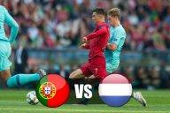 خلاصه بازی پرتغال 1 - هلند 0 (گزارش اختصاصی)