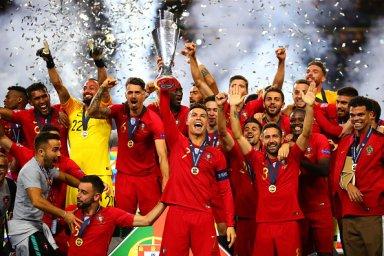 سود هنگفت پرتغالی ها از قهرمانی در لیگ ملت ها
