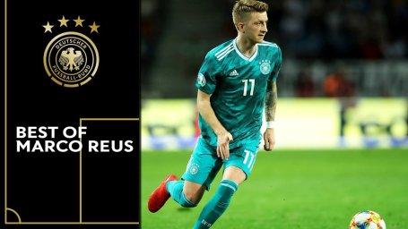 مارکو رویس برترین بازیکن آلمان برابر بلاروس
