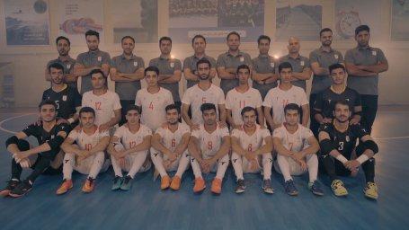 معرفی تیم فوتسال زیر 20 سال ایران برای مسابقات قهرمانی آسیا