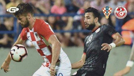 گلهای بازی کرواسی 1 - تونس 2 (دوستانه ملی)