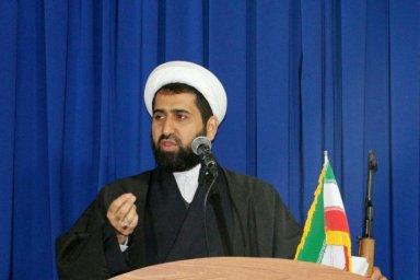 خطبه فوتبالی امام جمعه شهر اسالم گیلان!