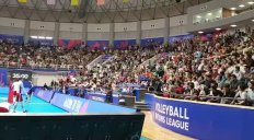 موج مکزیکی تماشاگران و جو فوق العاده ورزشگاه غدیر ارومیه