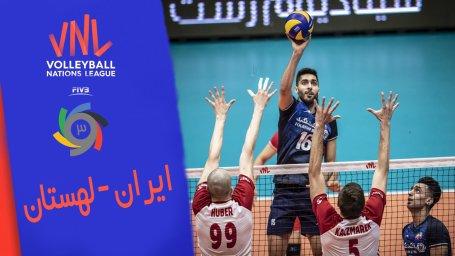 خلاصه والیبال ایران 3 - لهستان 2