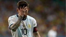 """بررسی دلیل ضعف آرژانتین؛""""روحیه مسی را تضعیف نکنید!"""""""