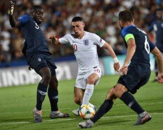 خلاصه بازی انگلیس 1 - فرانسه 2 (زیر 21 سال)