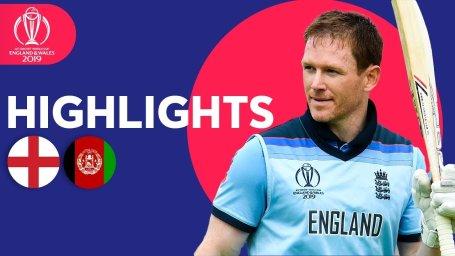 مسابقه کریکت انگلستان - افغانستان (جام جهانی)