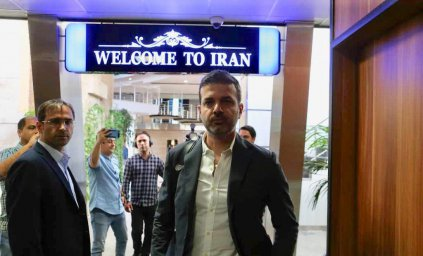 اولین صحبت های استراماچونی در ایران