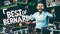 بهترین های برناردو سیلوا در فصل 19-2018